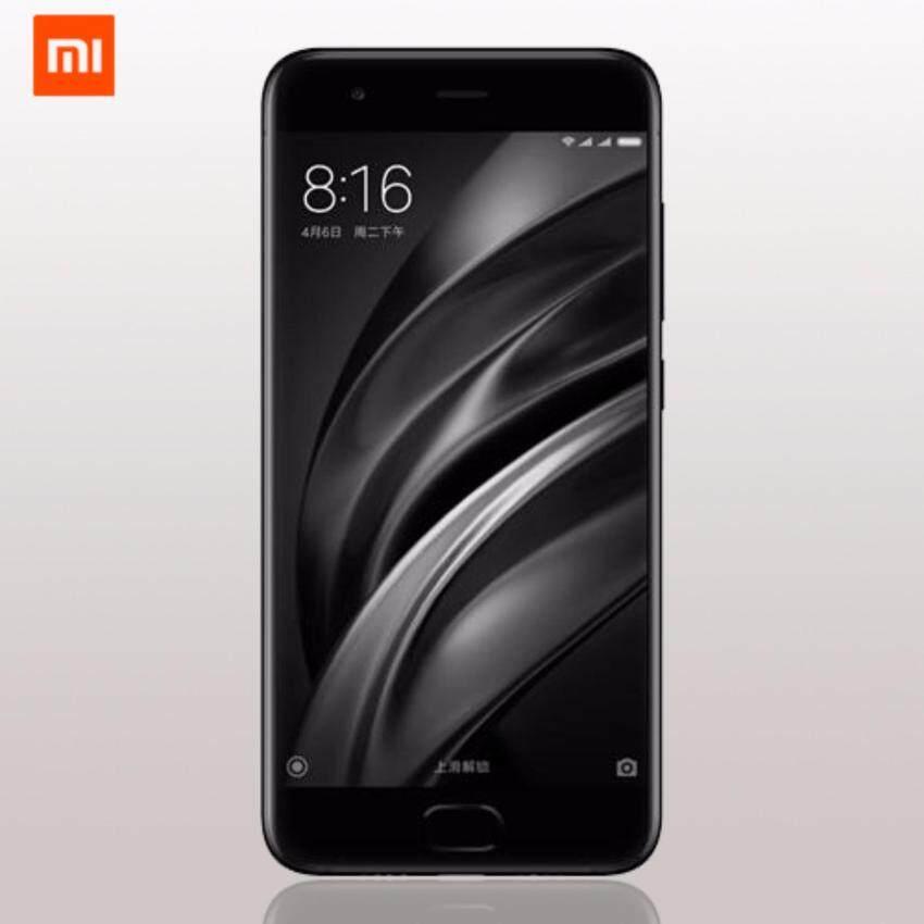 Xiaomi Mi 6 กล้องคู่ Dual 12 MP (27mm, f/1.8, OIS 4-axis & 52mm, f/2.6) 6/64GB ประกันศูนย์ไทย 1ปี(Black)