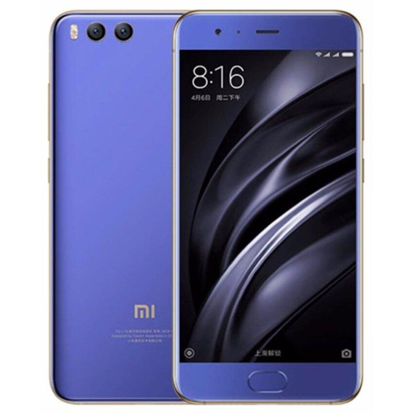Xiaomi Mi 6 Dual Sim (6GB, 128GB) - Blue - intl