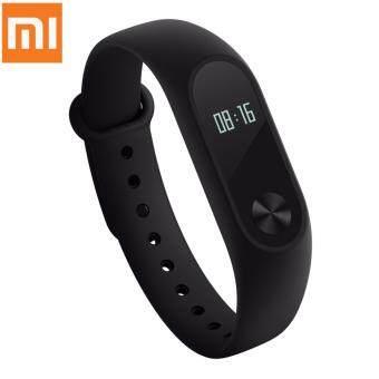 Xiaomi Mi Band 2 สายรัดข้อมืออัจฉริยะ Bluetooth 4.0 Bracelet MIBAND Watch Heart Rate Monitor