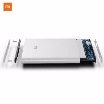 Xiaomi แบตสำรอง Power Bank 10000 mAh รุ่น PLM02ZM (Silver) (image 3)