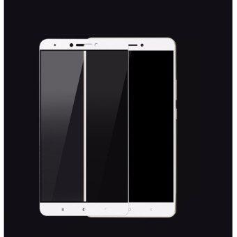 Xiaomi Redmi Note 4X ฟิล์มกระจกนิรภัยเต็มจอ 9H บาง 0.33mm (ขอบขาว)