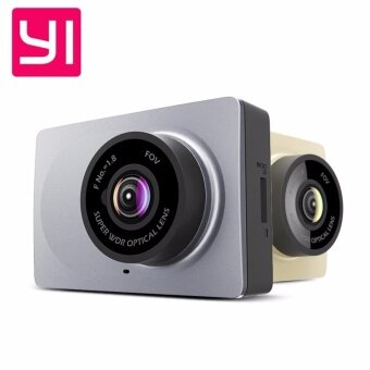 Xiaomi Yi Car Camera DVR Dash Cam Wi-fi 1080P Version2 พร้อมคู่มือแนะนำการใช้งานภาษาไทย