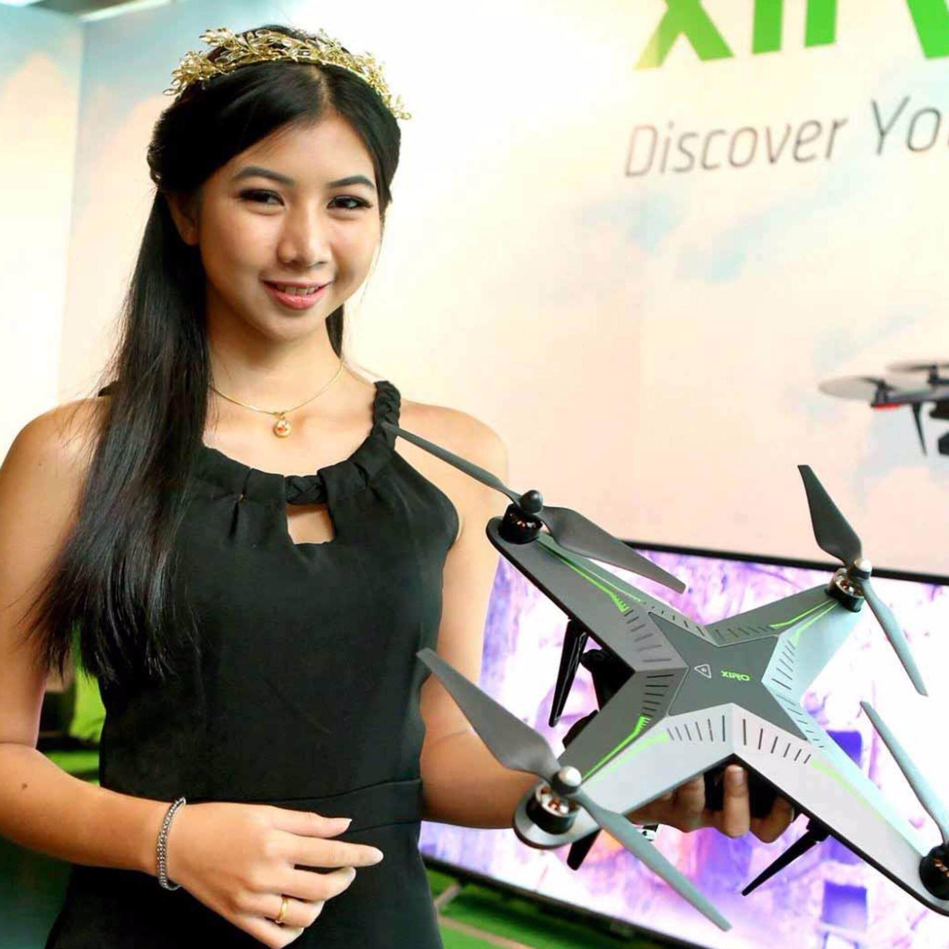 XIRO Zero Xplorer V โดรนติดกล้องความละเอียดสูง Full HD 14 ล้าน