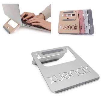 ลดราคา xuenair Aluminum Alloy Laptop Foldable Stand Computer Holder for Laptop Notebook iPad Tablet ฐานรองโน้ตบุค ที่ตั้งโน้ตบุคเพื่อระบายความร้อน ขาตั้งโน้ตบุค Holder Stands