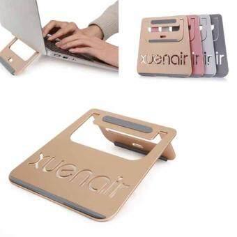ต้องการขาย xuenair Aluminum Alloy Laptop Foldable Stand ฐานรองโน้ตบุคที่ตั้งโน้ตบุคเพื่อระบายความร้อน ขาตั้งโน้ตบุค Holder Stands ipad