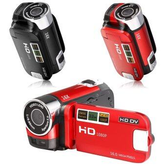 Yika 16MP Full HD 1080P Digital Video Camcorder Camera DV (Black) (image 1)
