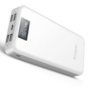 แบตสำรองมือถือ พาวเวอร์แบงค์ ที่ชาร์ตแบตสํารอง Yoobao M30 Plus30000 mAh รองรับ Quick Charge 2.0 High Capacity Supreme Power