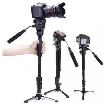 YUNTENG ขาตั้งโมโนพอด ขาตั้งกล้อง YUNTENG รุ่น VCT-288 Photo Video Aluminum Monopod (Black)