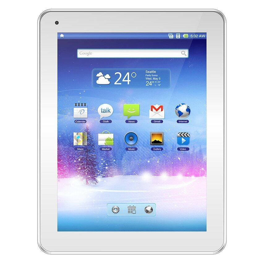 Ze-Booc Page 811 miniPad 8 8GB Smart Tablet PC - White