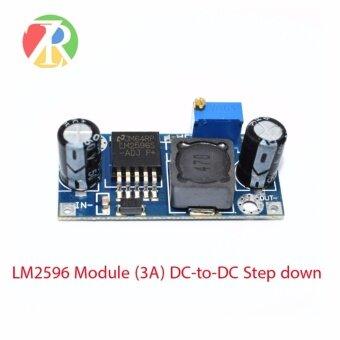 Zerobike LM2596 Module (3A) โมดูลเรกูเลเตอร์ DC-to-DC Step DownLM2596 DC-to-DC Step down ...