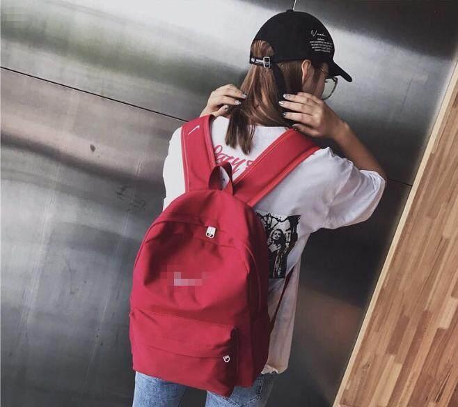 กระเป๋าเป้สะพายหลัง นักเรียน ผู้หญิง วัยรุ่น นครราชสีมา เป้ กันนำ้กระเป๋าเป้ กระเป๋าสะพายหลัง Backpack