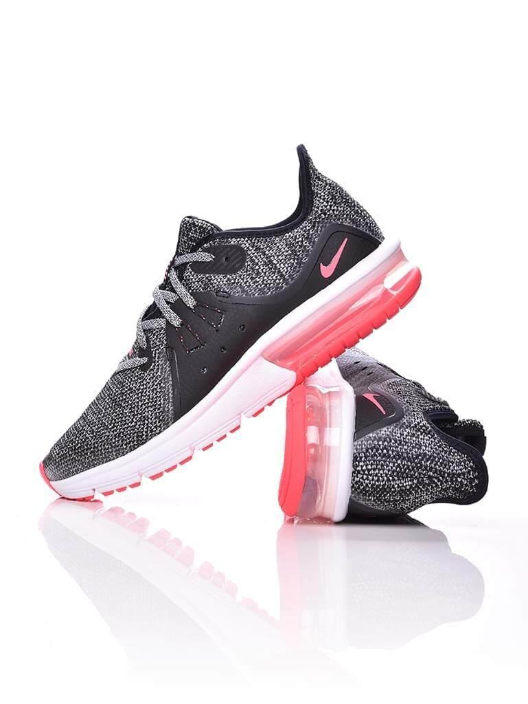 bbsport รองเท้า ออกกำลังกาย แฟชั่น ผู้หญิง ไนกี้ Nike Airmax Black Rosy Pink ลิขสิทธิ์แท้ ส่งไวด้วย kerry!!!