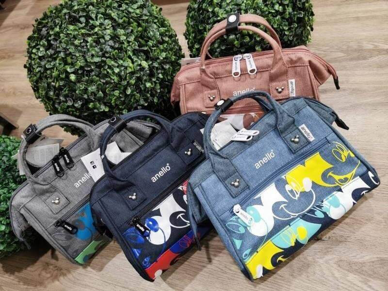 ตราด ANELLO MICKEY LIMITED EDITION SHOULDER BAG