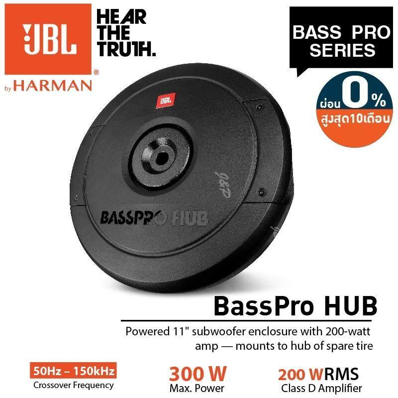 ลดสุดๆ JBL BASSPRO HUB ซับวูฟเฟอร์  ซับบ็อกซ์  ซับหลุมยางอะไหล่ ของแท้ 100% มีแอมป์ขยายในตัว (แนะนำใส่หูฟัง เพื่อคลิปเสียงเบสที่ชัดเจน นาทีที่6ครับ)