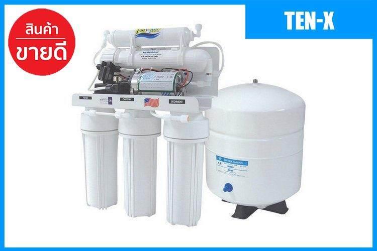 ลดสุดๆ Ten-X เครื่องกรองน้ำดื่ม MAZUMA RO PURE LI  MAZUMA  RO PURE LI เครื่องกรองน้ำ water purifier เก็บเงินปลายทางได้ ส่งด่วน Kerry