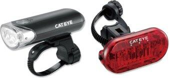 Cateye ไฟหน้าจักรยาน HL-EL135+Omni 3