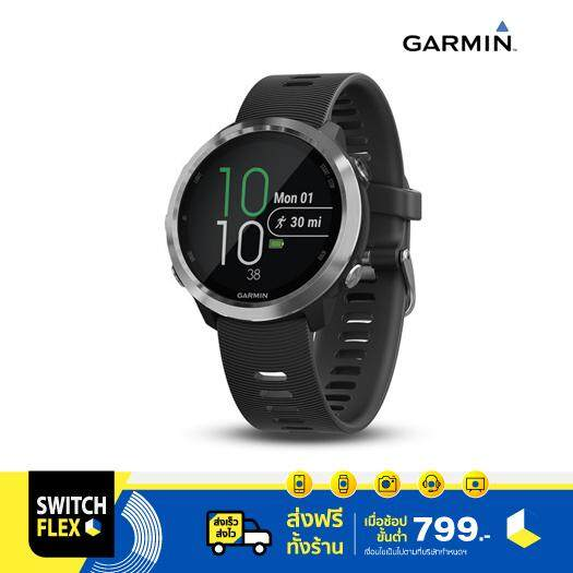 ยี่ห้อนี้ดีไหม  เชียงราย Garmin Smartwatch รุ่น Forerunner 645