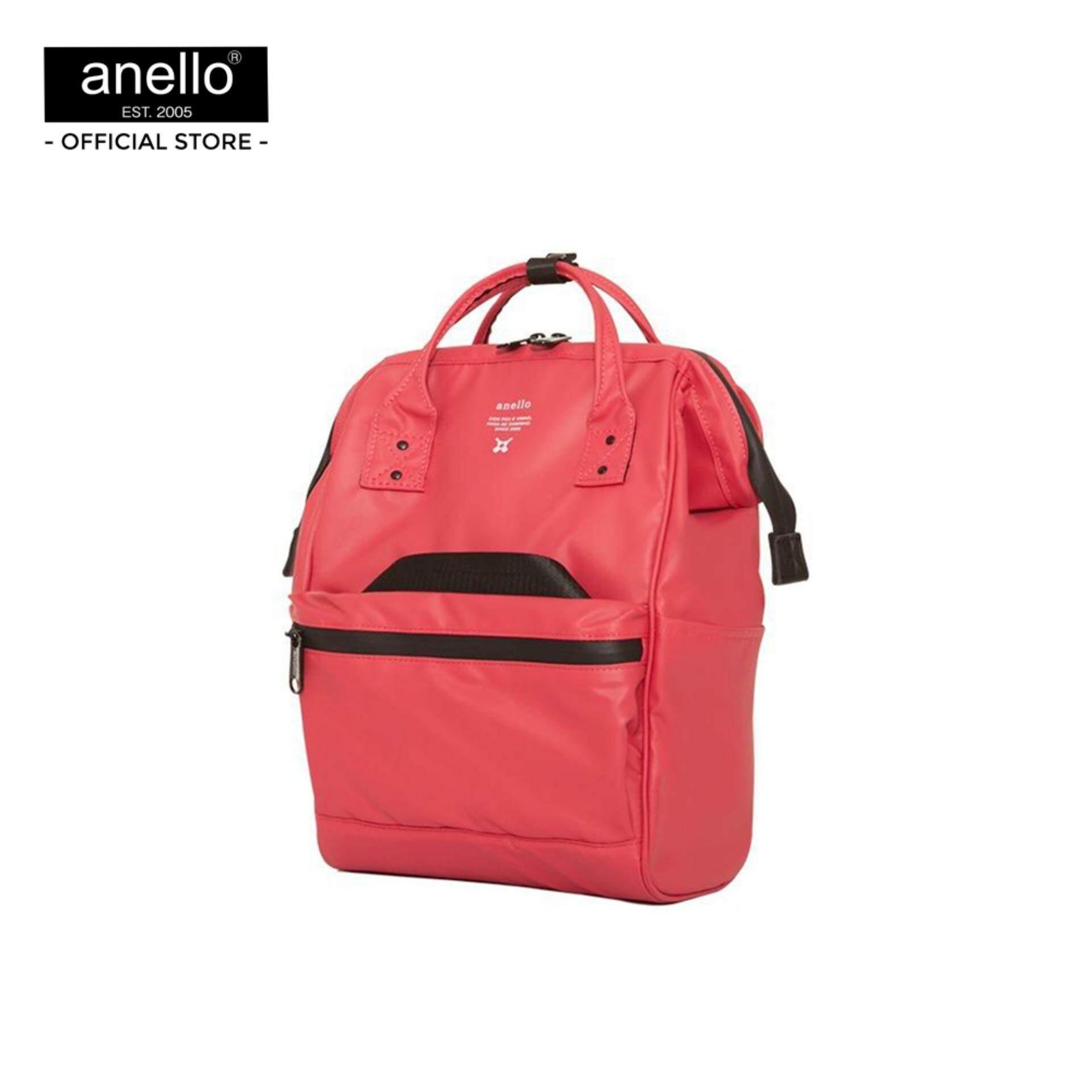 ยี่ห้อไหนดี  พะเยา anello กระเป๋า Mini Water Resistant 2nd Edition_OS-B010