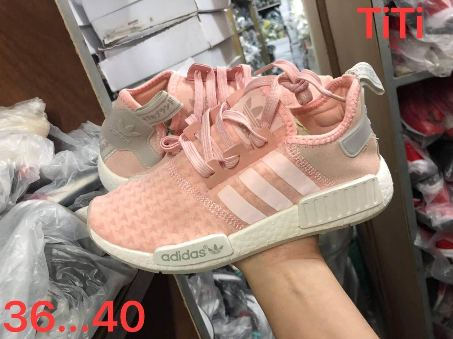 อุบลราชธานี รองเท้าผู้หญิง NMD R1