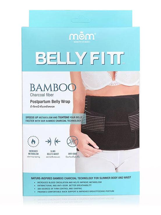 Belly Fitt : Bamboo Charc...