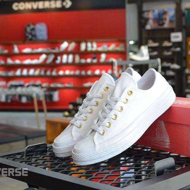 ชลบุรี [ลิขสิทธิ์แท้] Converse All Star 70 (Vintage Canvas) ox [W] รองเท้า คอนเวิร์ส รีโปร ผู้หญิง