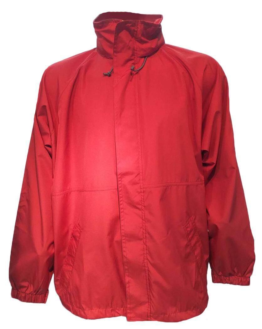 hooded nylon jacket เสื้อแจ๊กเก็ต JACKET หนามีฮู๊ด