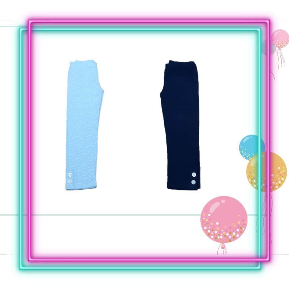 ขายดีมาก! Gymboree กางเกงเลคกิ้งเด็ก กางเกงขายาว เสื้อผ้าเด็ก ไซส์2-3ขวบ set 2 ชิ้น พร้อมส่ง จัดส่งฟรี Kerry