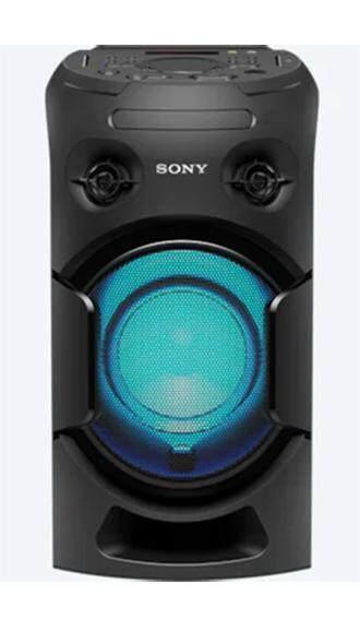 ยี่ห้อไหนดี  ลำพูน เครื่องเสียง SONY (All in ONE) ครบในหนึ่งเดียว รุ่น MHC-V21D (แถมฟรีไมโครโฟนโซนี่)