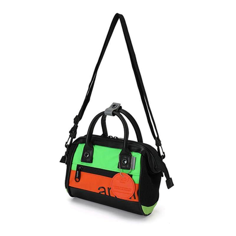 ยี่ห้อนี้ดีไหม  นครศรีธรรมราช ANELLO 90'S Mouthpiece 2 way Mini Shoulder Bag กระเป๋าสะพายข้างสีสันสดใส ขนาดกะทัดรัด (ของแท้ 100%)