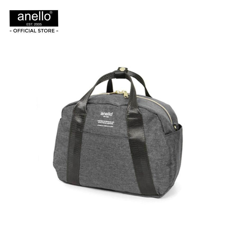 สอนใช้งาน  บุรีรัมย์ anello กระเป๋าสะพายไหล่ Mini Boston Shoulder Bag_AT-C1835