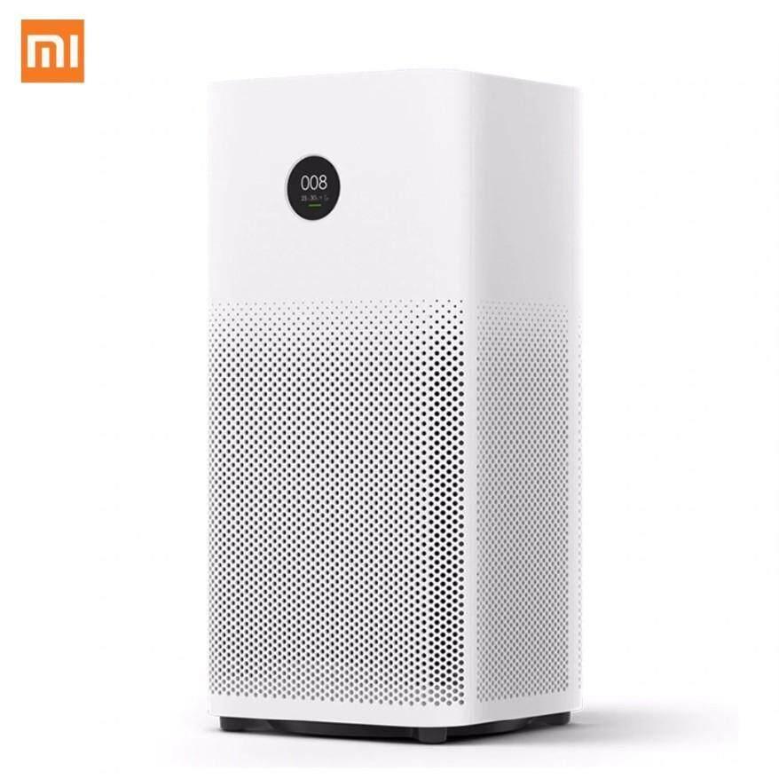 กาญจนบุรี Xiaomi Air Purifier 2S with PM 2.5 Detector เครื่องฟอกอากาศภายในบ้าน 2s เครื่องฟอกอากาศ Xiaomi