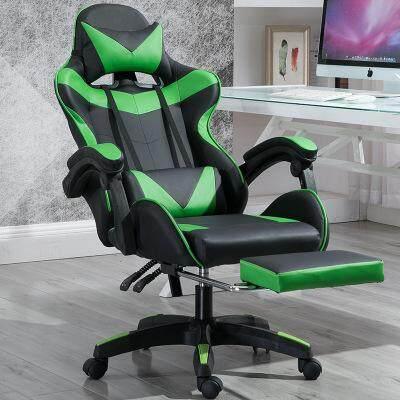 สอนใช้งาน  O&H เก้าอี้เล่นเกมส์ เก้าอี้เล่นเกม เก้าอี้เกม เก้าอี้ปรับระดับได้ เก้าอี้ทำงาน Racing Gaming Chair CG808