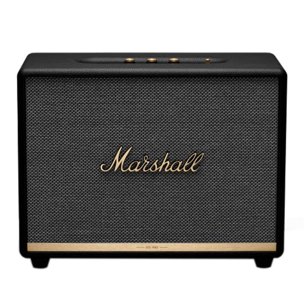ยี่ห้อนี้ดีไหม  แม่ฮ่องสอน SPEAKER (ลำโพงบลูทูธ) MARSHALL WOBURN II BLUETOOTH (BLACK) ส่งฟรี บริการเก็บเงินปลายทาง #speaker #bluetoothspeaker #ลำโพง #ลำโพงบลูทูธ #Marshall