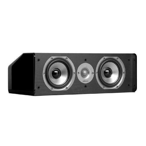 ยี่ห้อนี้ดีไหม  สระแก้ว Polk Audio CS10 Center Channel Speaker (Single  Black)