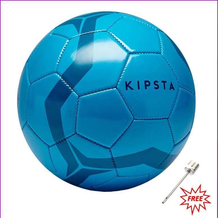 การใช้งาน  ลูกฟุตบอล ฟุตบอลหนัง football  ลูกฟุตบอลรุ่น FIRST KICK เบอร์ 3 สำหรับเด็กอายุ 5-7 ปี (สีน้ำเงิน) แถมเข็มสูบลมมูลค่า 30 บาท