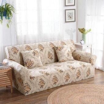 ต้องการขาย 1-Seater Stretch Sofa Seat Cover All-inclusive Elastic Couch SofaSlipcover(Length Range for 90-140cm / 35.43-55.12) - intl