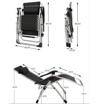 เก้าอี้พักผ่อนปรับเอนนั่ง-นอนได้ รับน้ำหนักได้ถึง 150 กก. รีวิว
