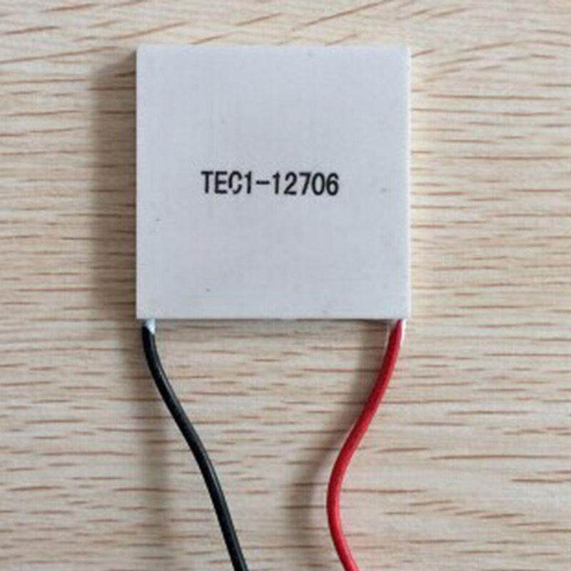 1PC 12V 60W TEC1-12706 Heatsink Thermoelectric Cooler Peltier Cooling Plate -