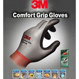 3M Nitrile Foam Coated Comfort Grip Safety Work Leisure Sports Gloves 5 Colors 282017404557 - intl