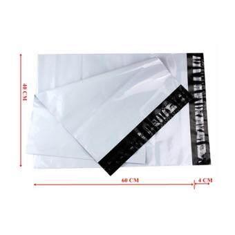 ซองไปรษณีย์พลาสติกสีขาว ขนาด 40x60 cm (50 ใบ)