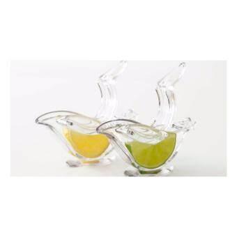 ที่บีบมะนาว 6 ชิ้น Lemon squeezer ( สีใส ) | XXL l'indispensable