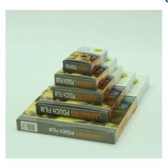 ประกาศขาย พลาสติกเคลือบบัตร ขนาด 95x135 125mic 100 แผ่น/กล่อง