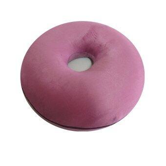 a*bloom หมอนโดนัท เมมโมรี่โฟม รองก้น กันแผลกดทับ Donut Pillow Seat Cushion (สีม่วง)