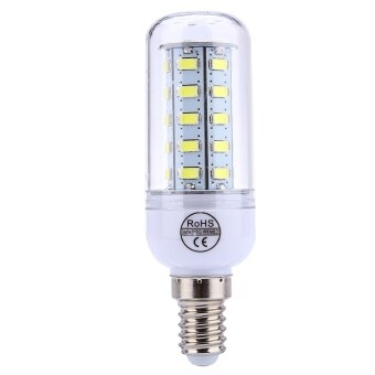 AC 220V E14 4W 400LM SMD 5730 LED Corn Light with 36 LEDs - intl