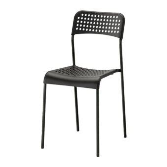 เสนอราคา ADDE เก้าอี้นั่ง/รับประทานอาหาร Chair 39*47*77 cm (ดำ)