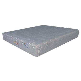 ADDHOME ที่นอนสปริงSimon ที่นอนคุณภาพ ขนาด 5 ฟุต รุ่น Combo - 5(สีเทา)