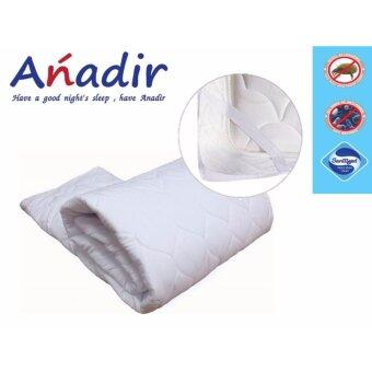 Anadir ผ้ารองกันเปื้อน รุ่นซุปเปอร์ซอฟท์ ขนาด 5 ฟุต (สีขาว)