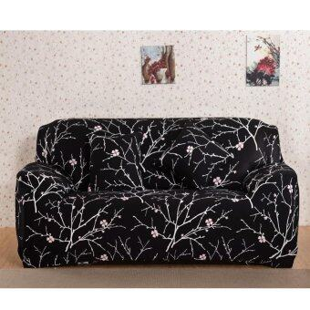 Art Spandex Stretch Slipcover Printed Sofa Furniture Cover - intl ลาซาด้า