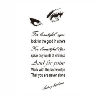 Audrey Hepburn Quotes For Beautiful Eyes Look For The Good Inothers