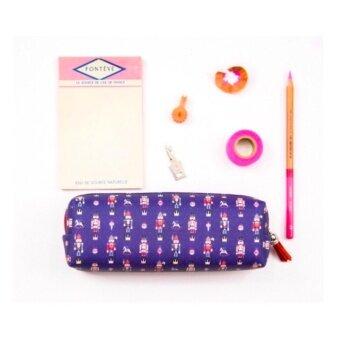 bentoy กระเป๋าใส่ปากกา กระเป๋า ดินสอ รุ่นds1